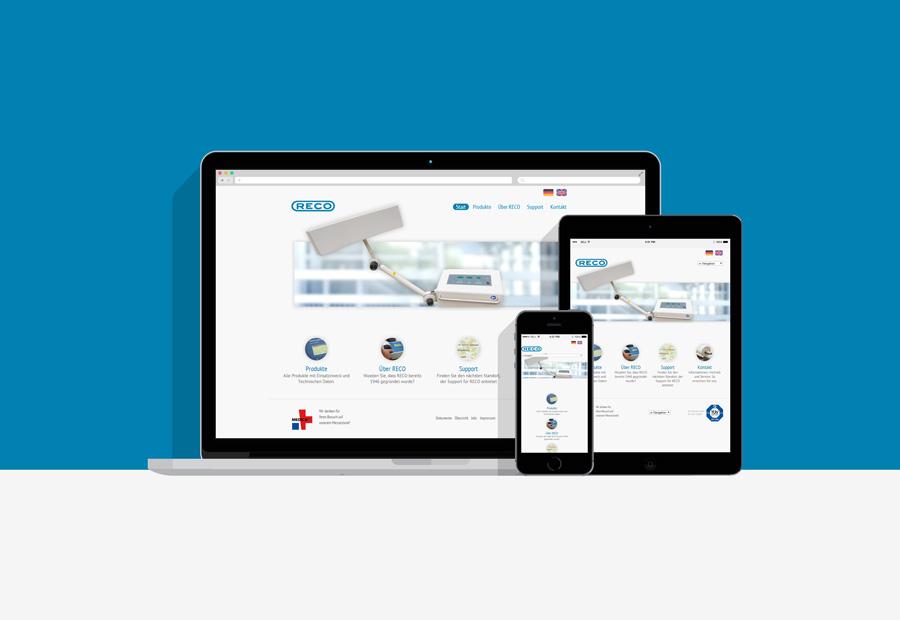 Webdesign in pirna und dresden for Minimalistisches smartphone